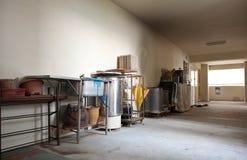 korytarz dżonka Zdjęcia Stock