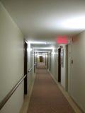korytarz długo Obrazy Royalty Free
