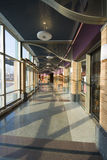 korytarz do biblioteki Zdjęcia Stock