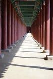 korytarz do otwartego Obrazy Royalty Free
