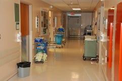 korytarz do szpitala Obrazy Stock