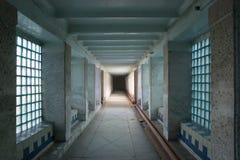 korytarz jest pusty Fotografia Royalty Free