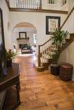 korytarz luksusu w domu Zdjęcie Stock