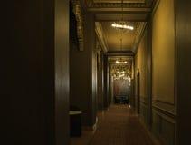 korytarz ozdobny Zdjęcia Stock