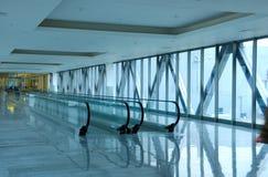 korytarz szkła Obrazy Stock