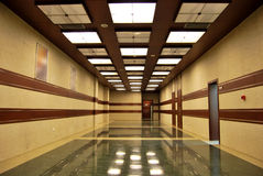 korytarz tęsk Fotografia Stock
