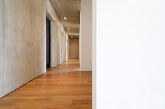 korytarz tęsk Zdjęcie Royalty Free