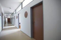 korytarza biuro Obraz Stock