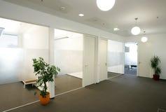 korytarza biuro Zdjęcie Royalty Free