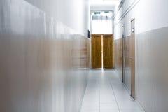 korytarza biuro Zdjęcia Royalty Free