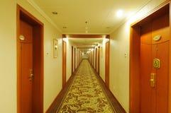 korytarza hotel Zdjęcia Stock