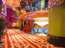 korytarza hotel Obrazy Royalty Free