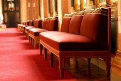 korytarza hungarian parlament Obrazy Royalty Free