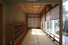 korytarza japończyk Fotografia Stock
