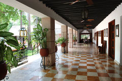 korytarza lobby Obrazy Stock