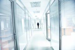 korytarza mężczyzna Zdjęcia Stock