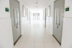korytarza szpital Zdjęcia Royalty Free