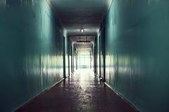 korytarza zmrok Fotografia Stock