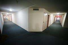 korytarze zdjęcie royalty free