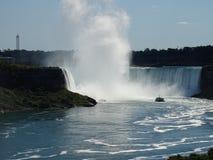 Korytka du Niagara Zdjęcie Royalty Free