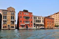 korytkowy uroczysty Venice fotografia stock