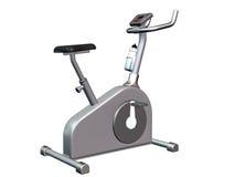 korzystanie z roweru Obrazy Royalty Free