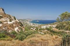 Kos希腊游览海岛  免版税库存图片