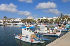 Kos海岛在希腊 库存照片