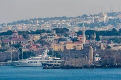 Kos ö Grekland Arkivbild