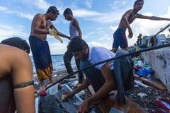 Kos ö, Grekland - europeisk flyktingkris Royaltyfri Foto