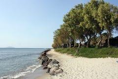 kos παραλία Στοκ Εικόνες