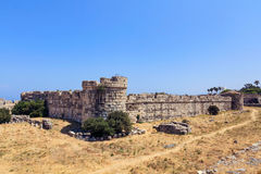 Kos Castle Stock Image