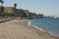Kos, Grecia Fotografia Stock Libera da Diritti