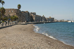 Kos, Greece Royalty Free Stock Photo