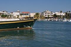 Kos harbour Royalty Free Stock Image