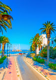 At Kos island Royalty Free Stock Photography