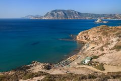 Kos island, Greece Stock Image