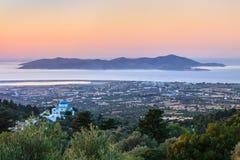 Kos island, Greece Royalty Free Stock Photography