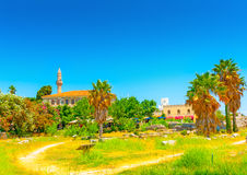 In Kos island in Greece Stock Photo