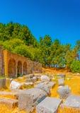 In Kos island in Greece Stock Photos
