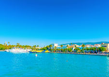 In Kos island in Greece royalty free stock photography