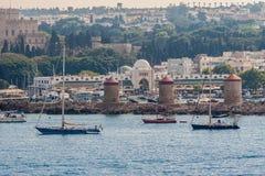 Kos Island Greece Royalty Free Stock Photography