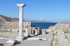Kos island in Greece Stock Image