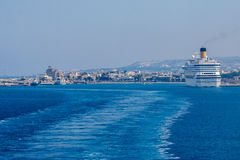 Kos Island Greece Royalty Free Stock Photo