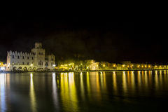Kos island by night Stock Image