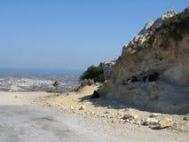 Kos - la Grecia fotografie stock