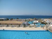 Kos resort Stock Images
