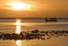 kosamui thailand Fotografering för Bildbyråer
