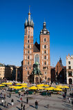 Kosciol Mariacki Royalty Free Stock Photo