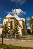 Kosciol Najswietszego Serca Pana Jezusa, Polen Fotografering för Bildbyråer
